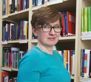 Barbara Szczepanska Librarian, Warsaw, Poland